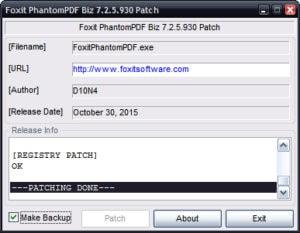 foxit phantompdf business 9.0.1.1049 crack