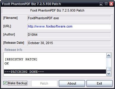 foxit phantompdf business free download full version