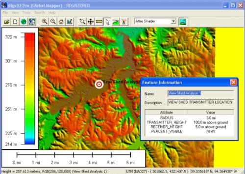 global mapper free download full version crack 64 bit