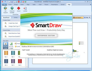 SmartDraw Pro Serial Key With Crack & Patch