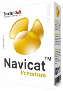 Navicat Premium 12 Registration Key + Crack