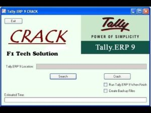 Tally ERP 9 Serial key With Full Crack