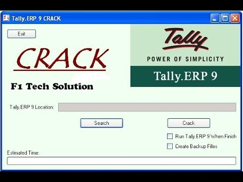 tally software with crack free download