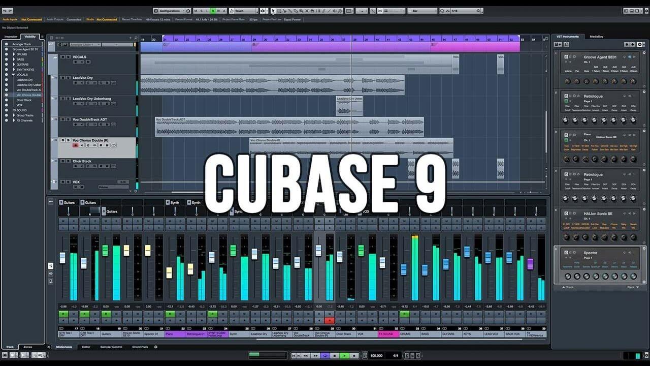 Cubase Pro Crack + Latest Version Download [31 August 2019