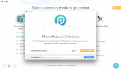 phonerescue for android free download