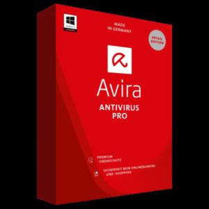 Avira ANtivirus Pro Serial Key With Full Crack