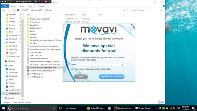 Movavi Screen Capture Crack + Latest Version [6 august 2019