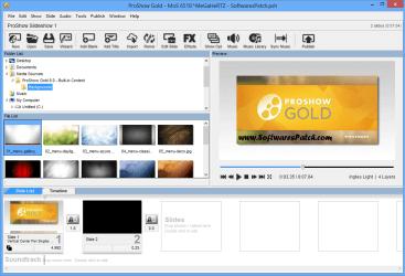 proshow gold 5 crack free download