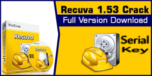 Recuva Pro Serial key With Latest Version