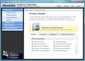 WinASO Registry Optimizer 5.5.0.0 With Full Crack
