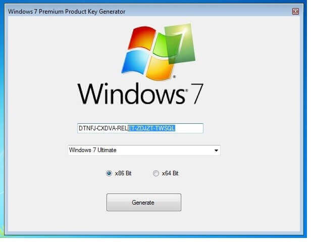 windows activation key for windows 7 ultimate crack