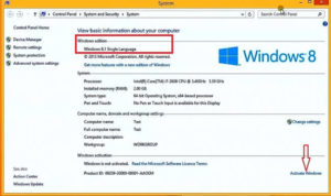 Windows 8.1 Product Key With Latest Version
