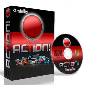 Mirillis Action Pro Full Crack With Keygen