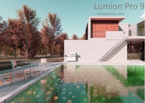 Lumion Pro Crack V9 + Latest Version Download [1 September