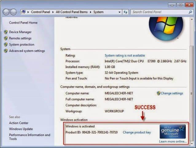 Windows Vista Home Premium Product Key 2020.Windows 7 Product Key 2020 100 Working Full Crack Version