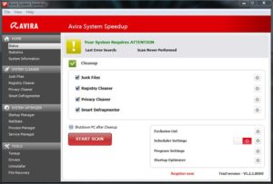 Avira System Speedup Pro keygen With Crack