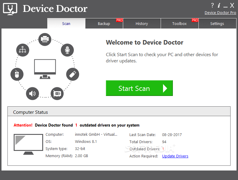 Driver Doctor Pro Crack + 100% Working License Key Updated ...