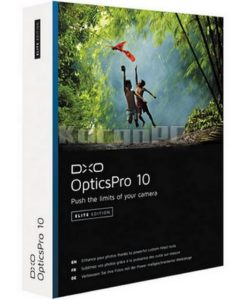 DxO Optics Pro Serial key & Crack