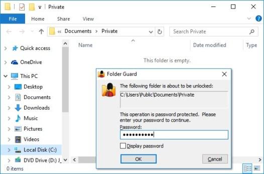 Folder Guard Crack v19 + Latest Version Full Updated [17