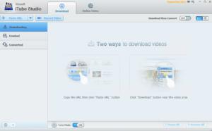 iSkysoft iTube Studio Crack + 100% Working key Download [22