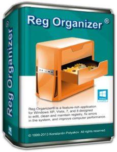 Reg Organizer Crack + keys