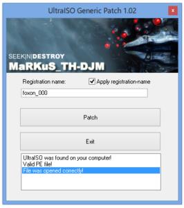UltraISO Premium Serial key With Full Crack