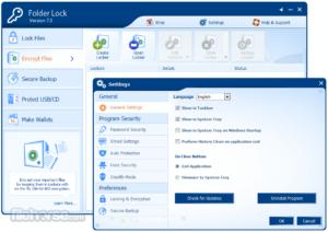 folder lock serial key and registration number