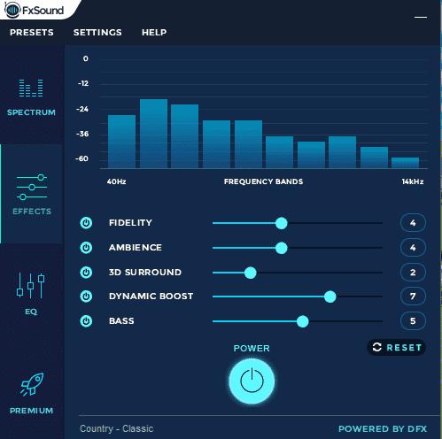 DFX Audio Enhancer Crack + Latest Version [21 August 2019