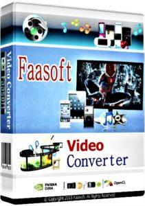FaaSoft Video Converter Pro 5.4.16.6193 + Crack & Patch