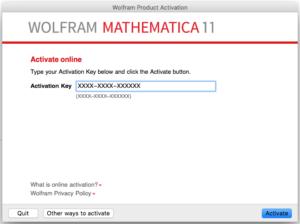 Wolfram Mathematica Crack + Registration Key