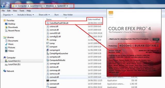 nik software color efex pro 4 serial number free