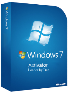 Windows 7 Loader By Daz With Activator Code
