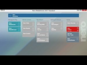Nero MediaHome 2019 Full Version + Keygen