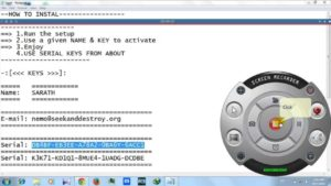 ZD Soft Screen Recorder Serial key + Crack