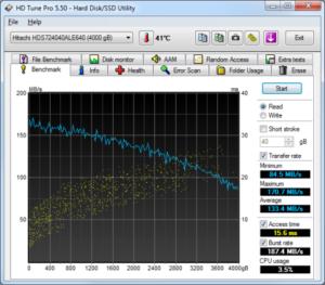 HD Tune Pro 5 Crack + Serial Key