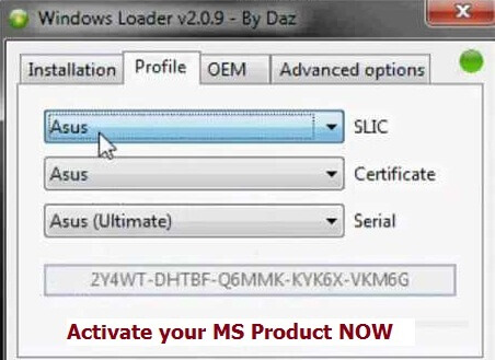 windows 7 loader to activate windows 7