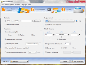 ReaConverter Pro 7.426 Full Version With Crack