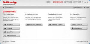 BullGuard Premium Protection 2019 Full Version + Crack