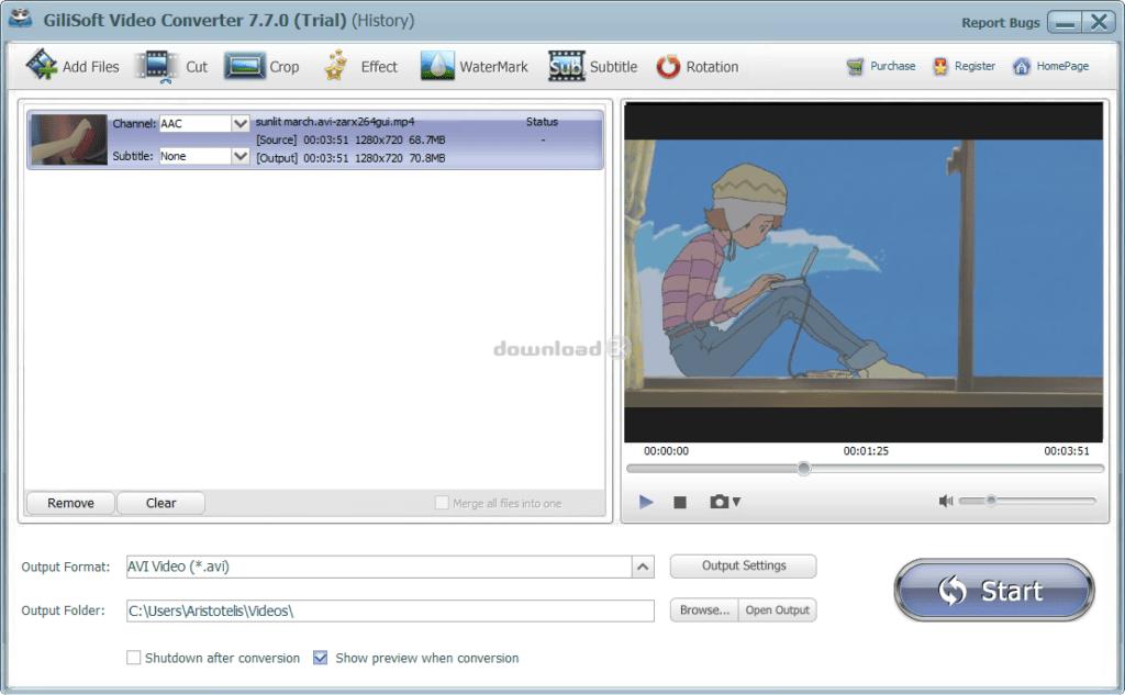Easefab video converter serial key 3 70