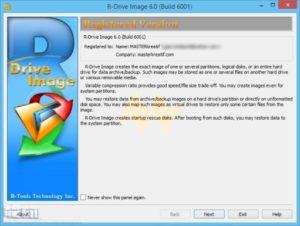 R-Drive Image 6.1 Build 6103 Crack & Patch + Keygen