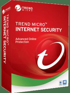 Trend Micro Internet Security License Key + Crack