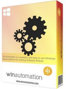 WinAutomation Professional Plus 8.0.0.4886 Full Crack