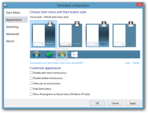 StartisBack 2.8.2 Full Crack