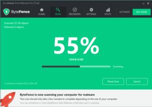 bytefence anti-malware pro license key Free Download