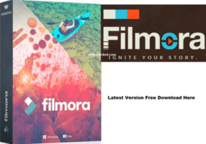 Wondershare Filmora Crack + Registration Code updated