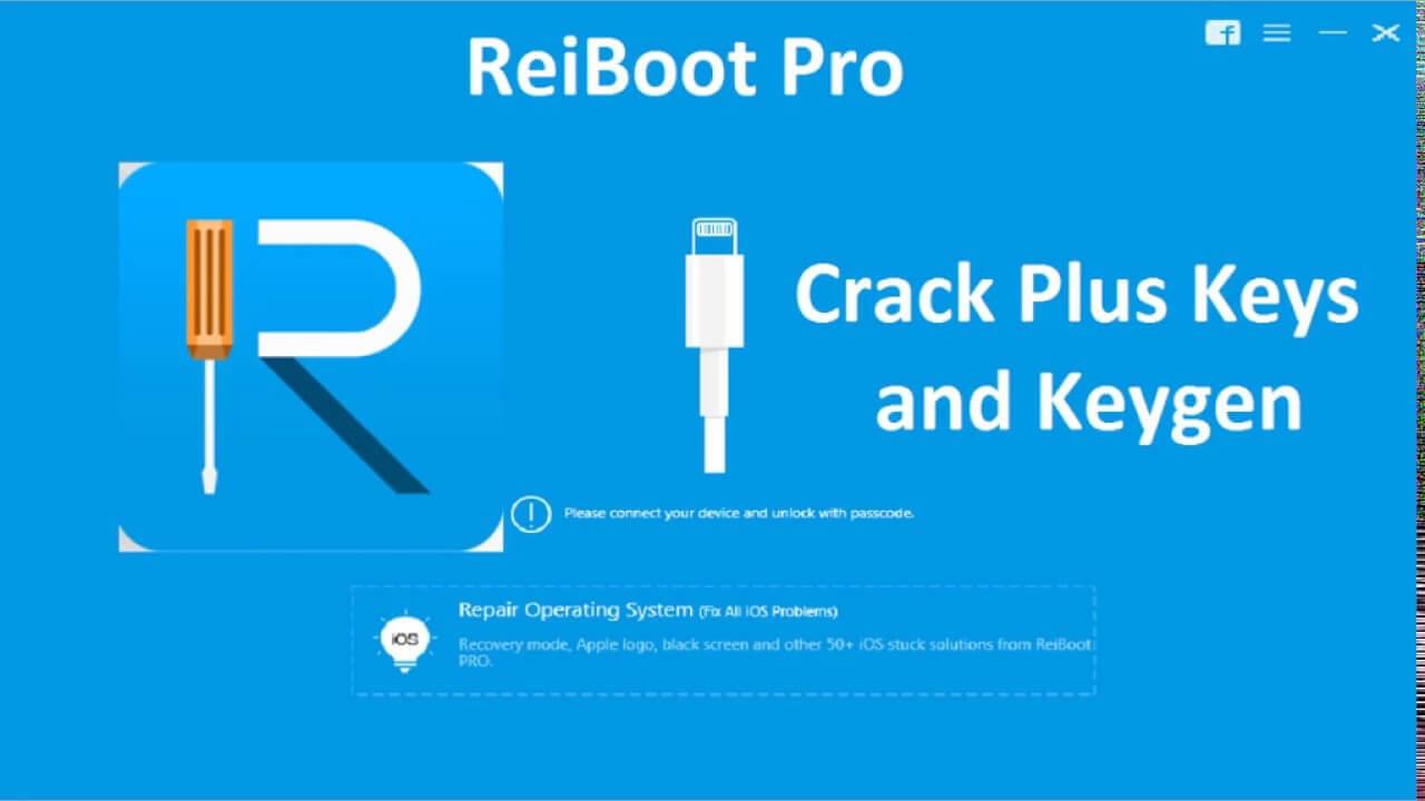ReiBoot Pro 7.4.0.16 + Keygen