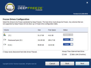 Deep Freeze Crack With License Keygen 2019