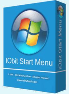 IObit Start Menu 8 4.5.0.1 Pro Full Crack + Activation Code 2020