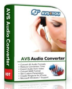 avs audio converter crack With Activation key