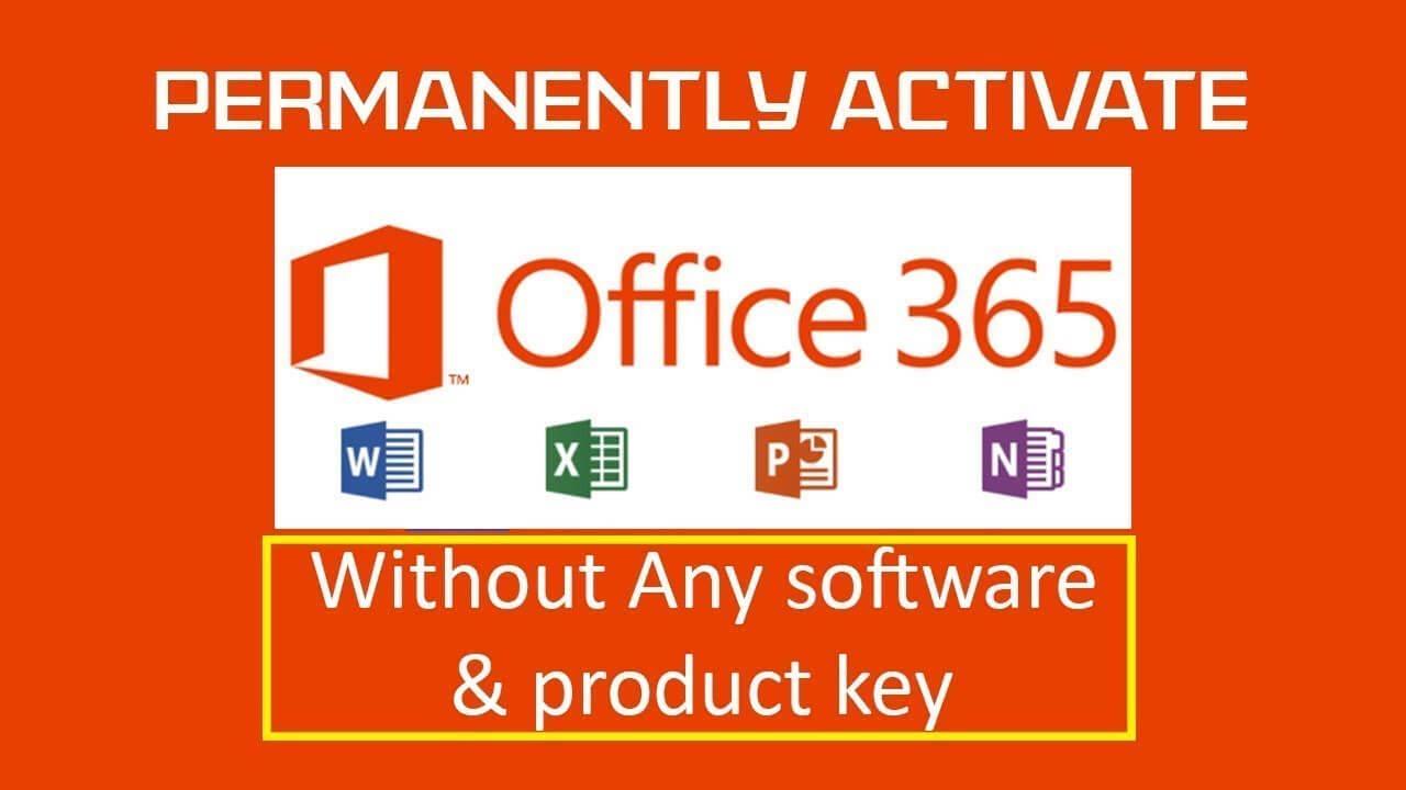 Microsoft Office 365 Product Key Full Crack Latest Version